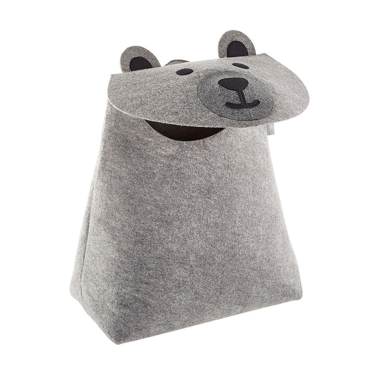 Little Stackers Fun Storage Bear Hamper