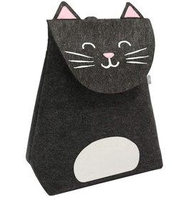 Little Stackers Fun Storage Cat Hamper
