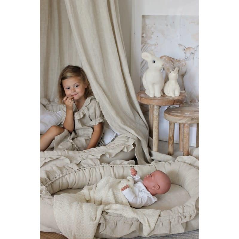Cotton & Sweets Pure Nature Junior Nest Natural
