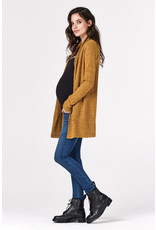 Supermom Cardigan Basic Chinese Yellow