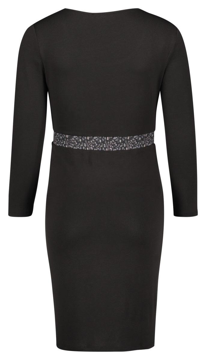 Supermom Dress Black Basic