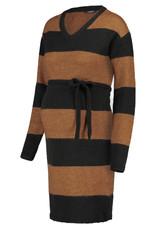 Supermom Dress Block Stripe