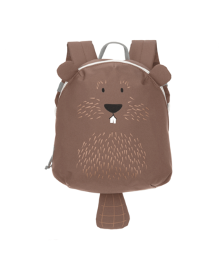Lassig Tiny Backpack About Friends Beaver