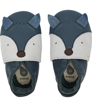 Bobux Soft Sole Foxy Navy
