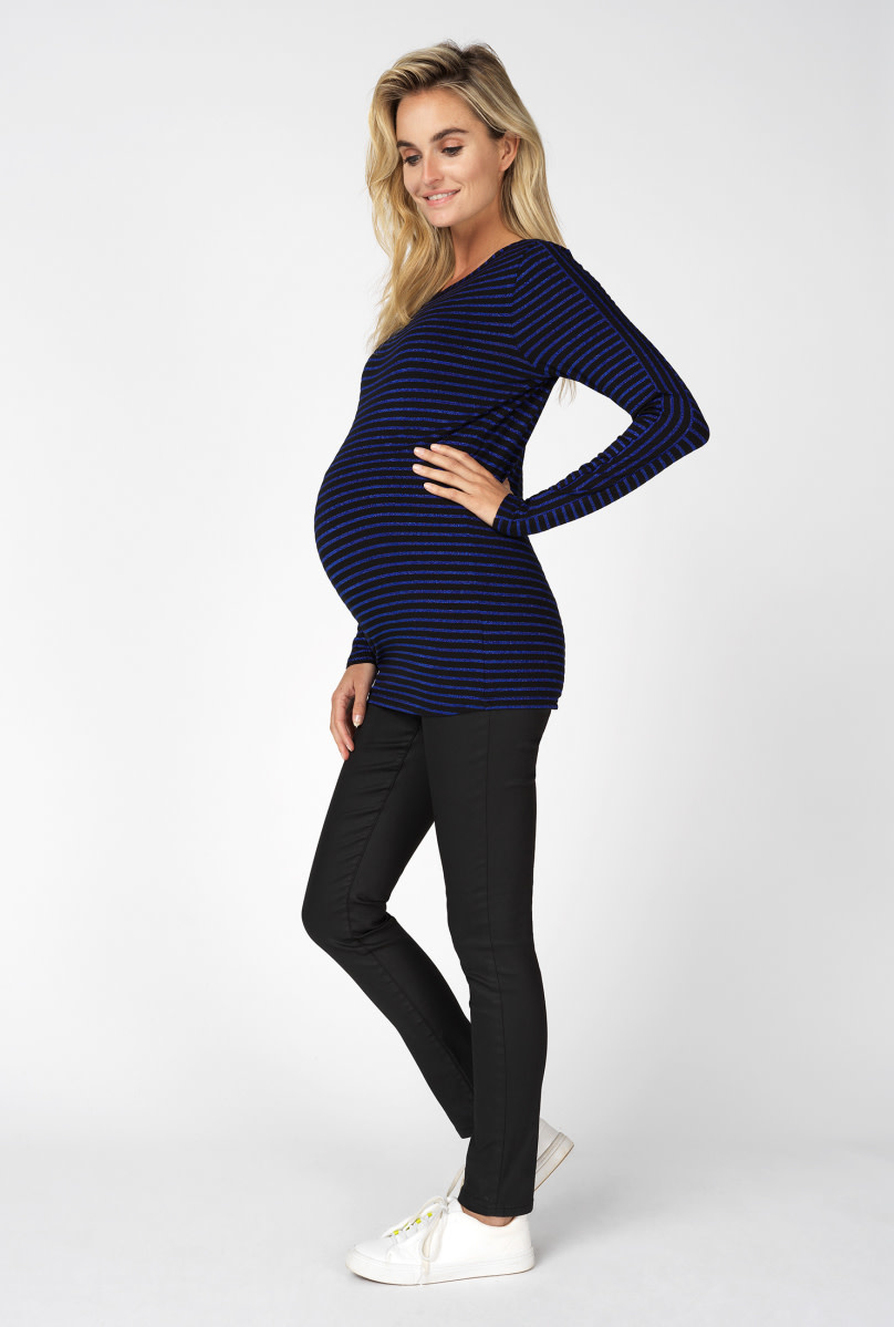 Noppies Maternity Skinny Pants Teddy Coated