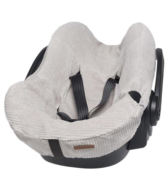 Baby's Only Sense Hoes Autostoel 0+ Kiezelgrijs