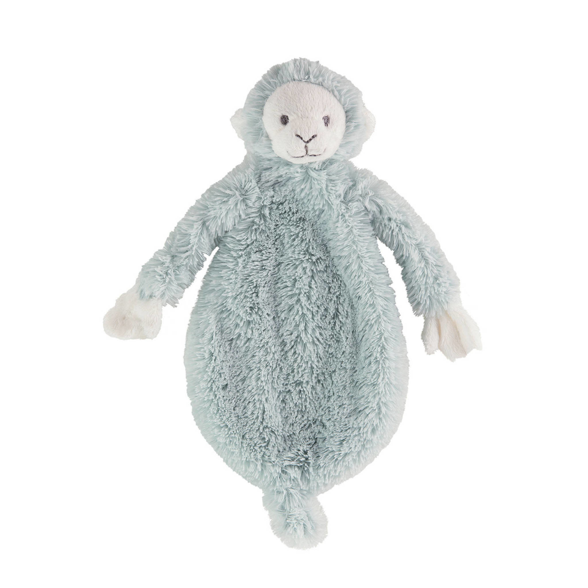 Happy Horse Teal Hanging Monkey Tuttle