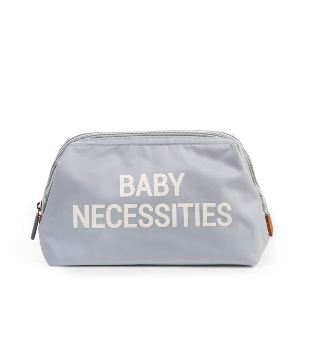 Childhome Baby Necessities Light Grey - Off white