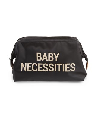 Childhome Baby Necessities Black-Gold