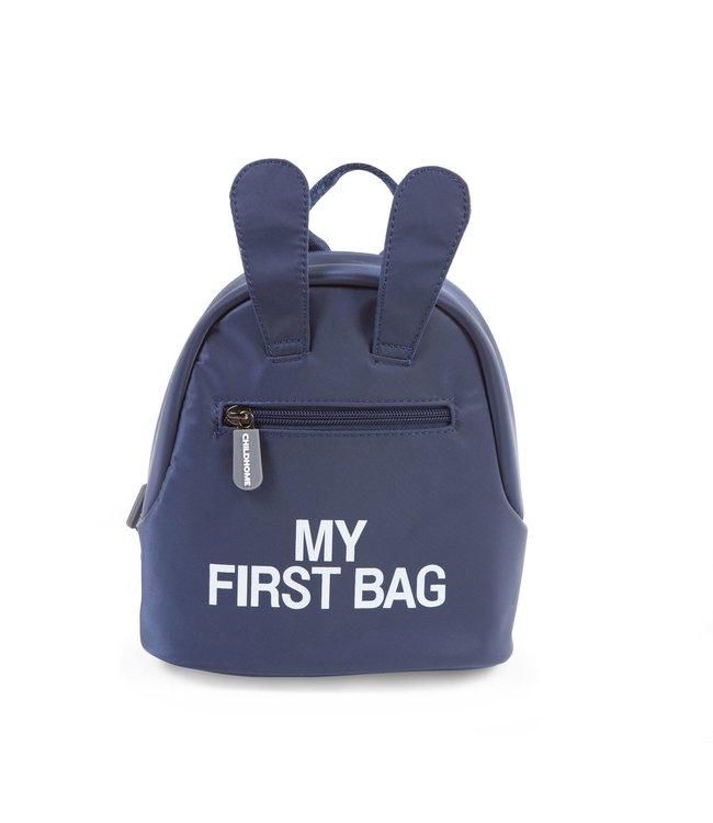 Childhome Kids My First Bag Blue