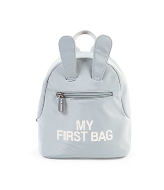 Childhome Kids My First Bag Light Grey