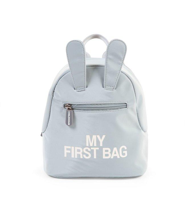 Childhome Kids My First Bag Light Grey