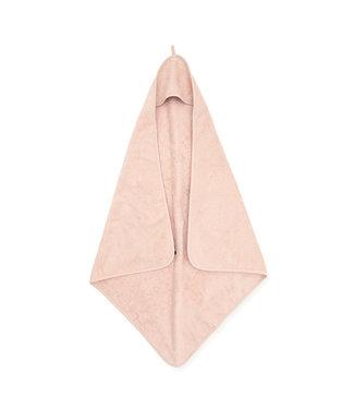 Jollein Badcape Badstof 75 x 75cm Pale Pink