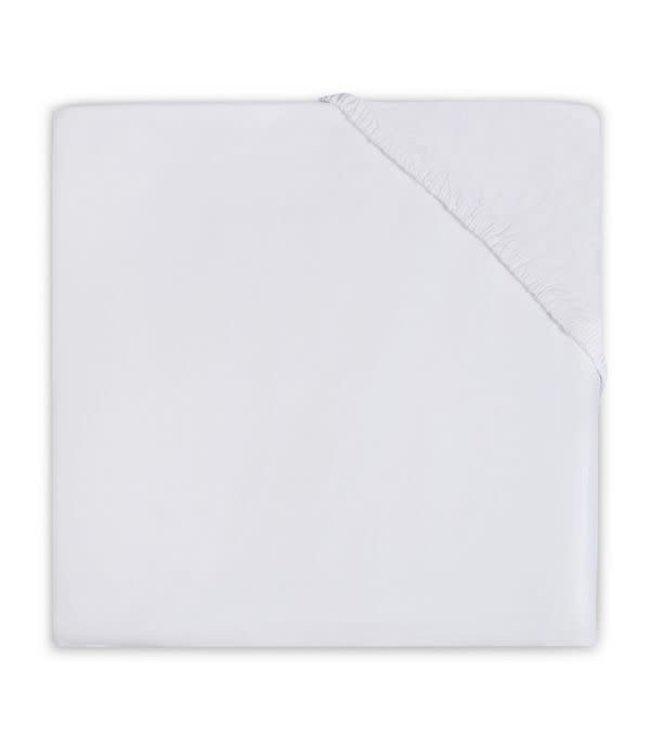 Hoeslaken 60 x 120 Jersey White