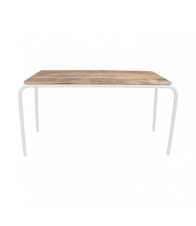 Kidsdepot Original Table - White Metal
