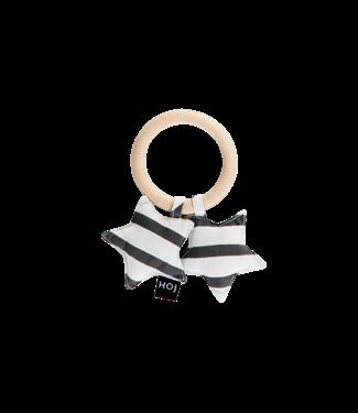 Teething Ring stars Breton