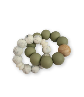 Chewies & More Duetto Chewie Sage Marble Wit