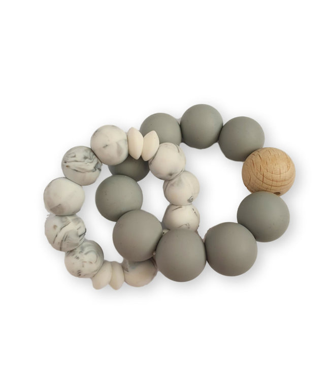 Chewies & More Duetto Chewie Grey Marble