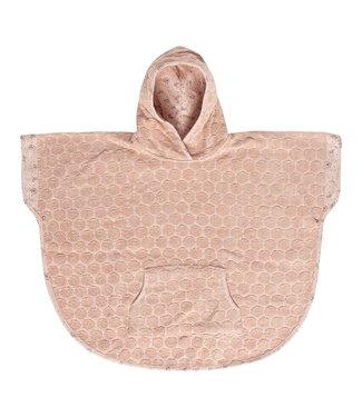 Bébéjou Poncho Fabulous Wish Pink