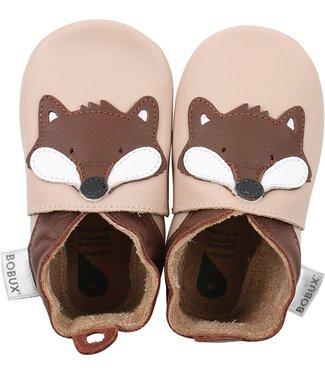 Bobux Soft Sole Beige Fox