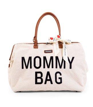 Childhome Mommy Bag Teddy Ecru