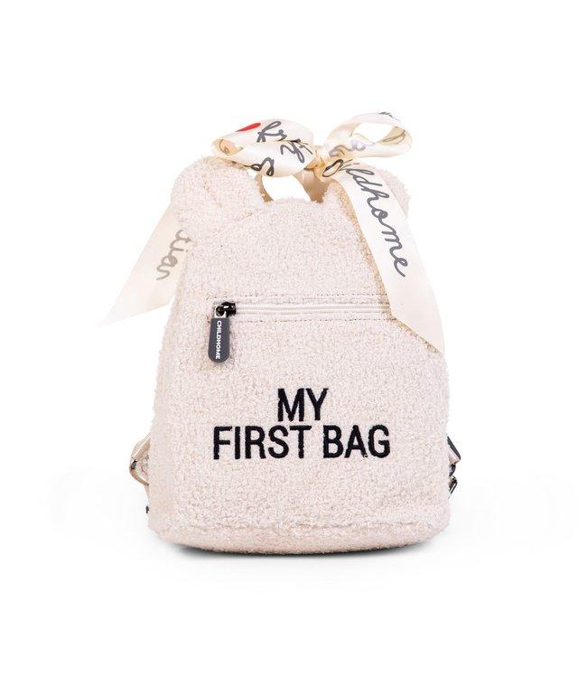 Childhome My First Bag Teddy Ecru
