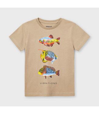 Mayoral Tee Sesame Fish