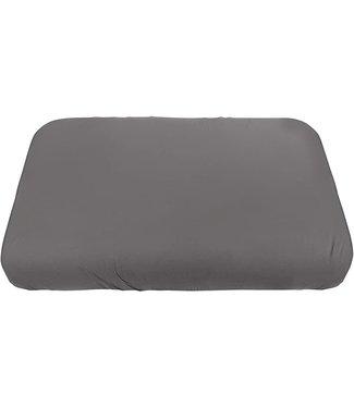 Sebra Jersey Sheet Baby Grey 70 x 120