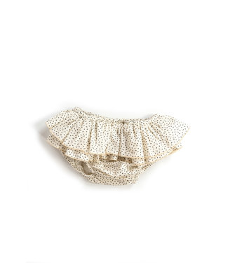 Baby Gi Frilly Bloomers Sand Dots