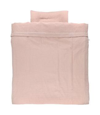 Les Rêves d'Anais Duvet Cover & Pillow Case 100x140cm Bliss Rose