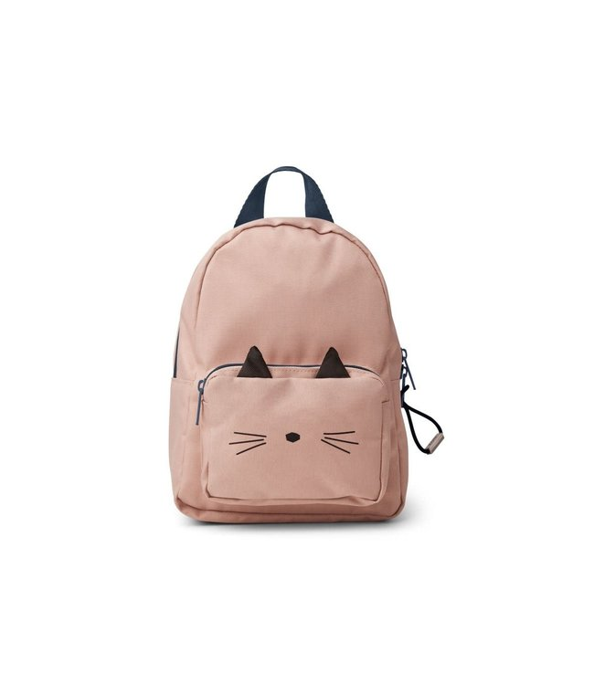 Liewood Xaso Mini Backpack Cat Rose
