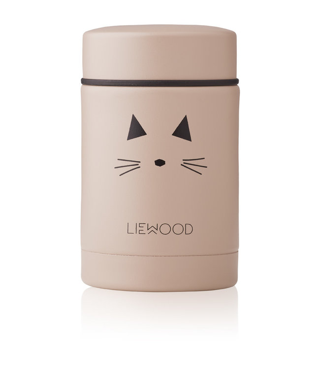Liewood Nadja Food Jar Cat Rose