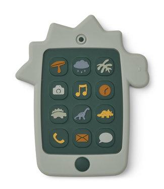 Liewood Thomas Mobile Phone Dino Dove Blue