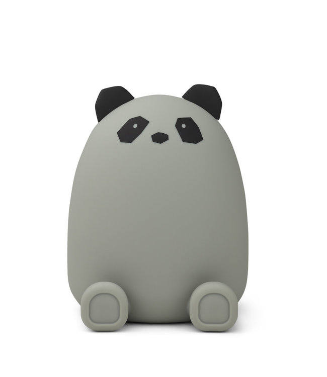 Liewood Palma Money Bank Panda Dove Blue
