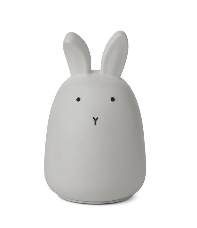 Liewood Winston Night Light Rabbit Dumbo Grey
