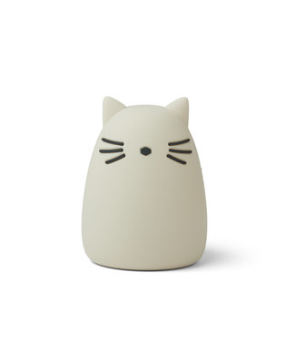 Liewood Winston Night Light Cat Sandy
