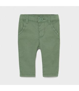 Mayoral Twill Trousers Bambu