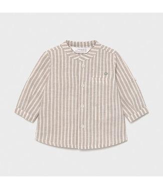 Mayoral Shirt Sand Stripes