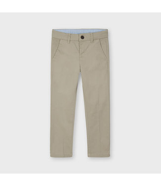 Mayoral Twill Basic Trousers Arena