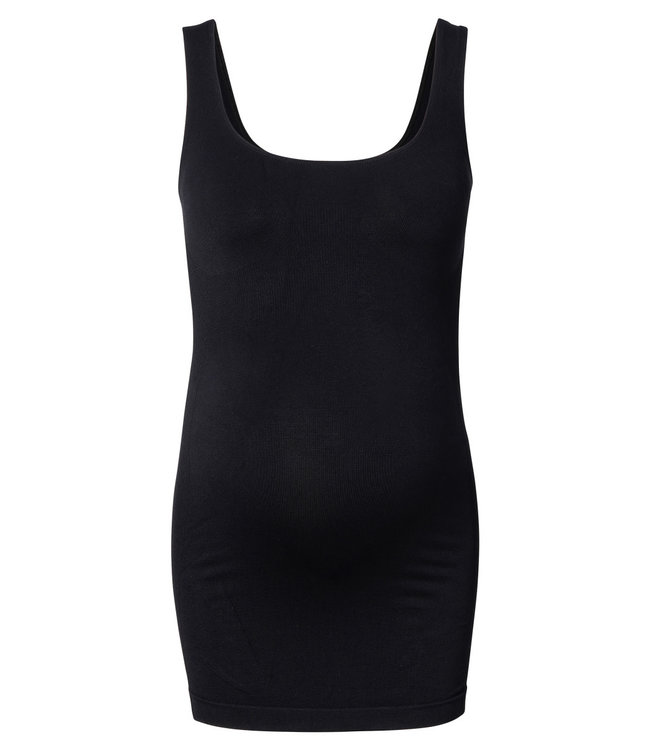 Noppies Maternity Seamless Tank Top Black