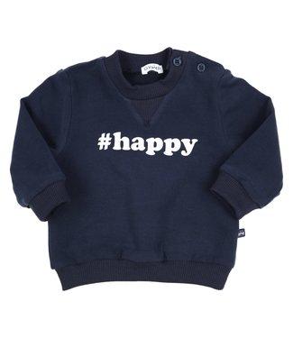 Gymp Sweater Navy #Happy