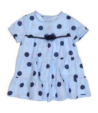 Gymp Blue Dots Dress