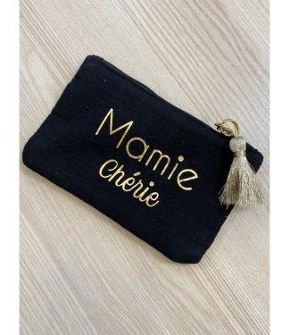 Kidsloft Pochette Noir Mamie Cherie
