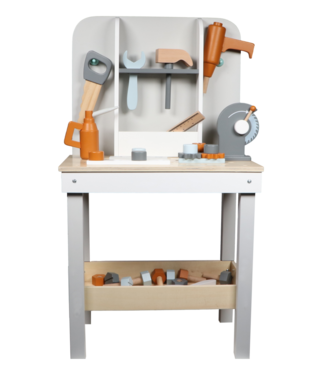 Tryco Wooden Workbench