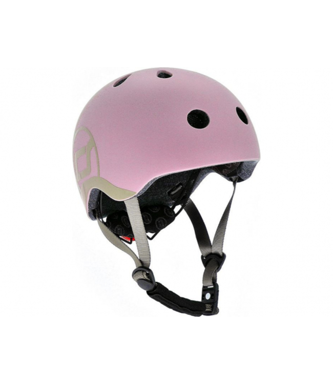 Scoot and Ride Helmet Rose