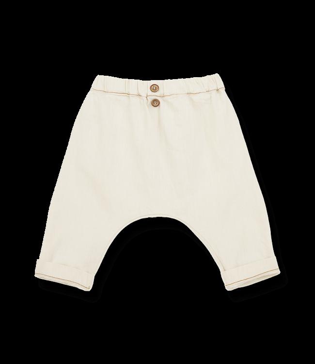 1+InTheFamily Ramon Baggy Pants Natural