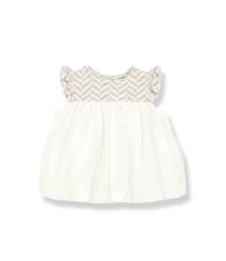 1+InTheFamily Romita Dress Beige