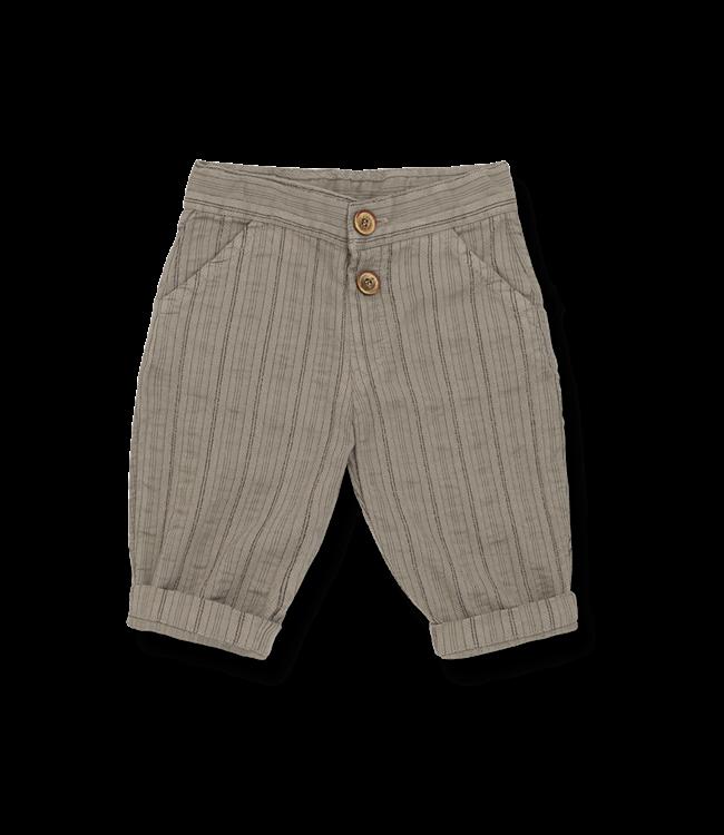 1+InTheFamily Isaac Long Pants Khaki
