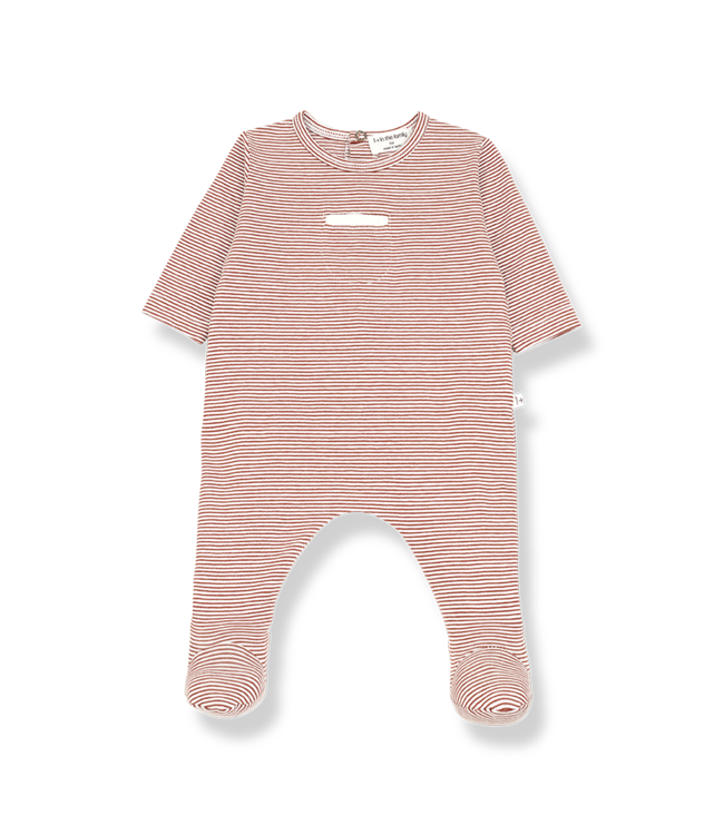 1+InTheFamily Didac Jumpsuit Roibos