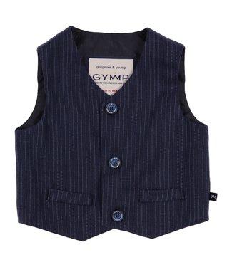 Gymp Gilet Blue Stripe